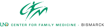 UND Center for Family Medicine, Bismarck ND, Click here to return to the homepage
